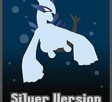 Pokémon: Silver version by Gefemon2