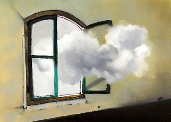 Through the Window by ria hills