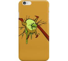 I kill crabs iPhone Case/Skin