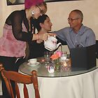 Breast Cancer Awareness Tea - Sweet Divas Bistro & Cottage, Brea, CA, USA by leih2008