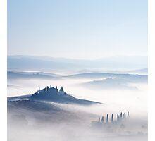 Tuscan Mist Photographic Print