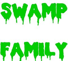 Swamp Family by TheIzzySquishy
