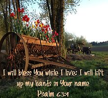 Psalm 63:4 by SGLYMinistry