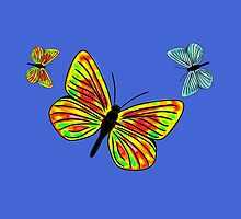 Butterfly Bagging by Penny Marcus