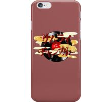 Champloo iPhone Case/Skin