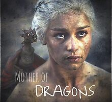 Daenerys by Corutny703