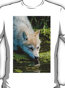 Mighty Big Thirst For A Little Fella T-Shirt