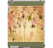 Vintage Blossom iPad Case/Skin
