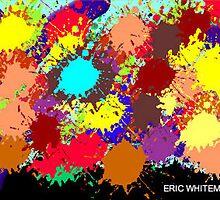 (W  E W) ERIC WHITEMAN ART  by eric  whiteman