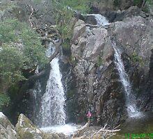 Waterfall by rabbitman123