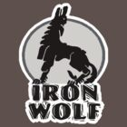 Iron wolf t-shirts by valizi
