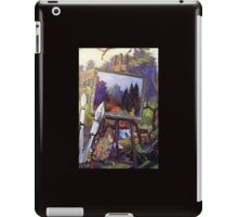 Put Color in Your Life! iPad Case/Skin