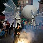 Street Theater Deventer, Netherlands by Henry Beeker