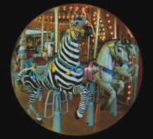 Zebra Tee by angelandspot