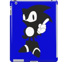 iSonic iPad Case/Skin