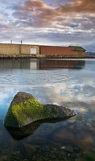 Battery Point, Hobart by neilhr