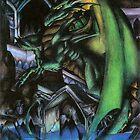 Atlantis by darkdragonseer