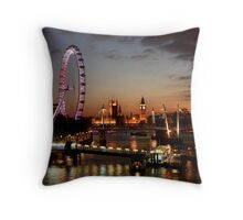 From Waterloo Throw Pillow