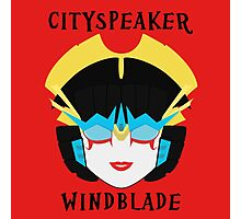 Windblade Photographic Print