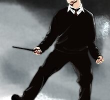 Harry Potter Drawing 2007© by Andrew Symonette