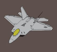 F-22 Raptor by JeepsandPlanes