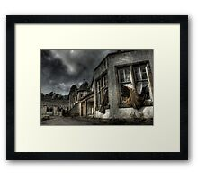 Glazier Apply Within Framed Print