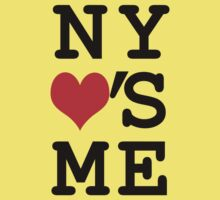 New York Loves Me Kids Clothes