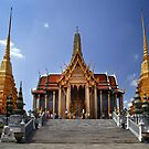 Grand Palace Symmetry by Scott Harding