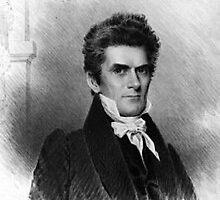 John C. Calhoun Really Enjoys Your Company by vforvery