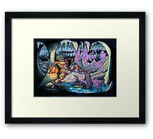 Cavedweller Framed Print