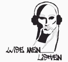 Wise Men....Listen by Miles Benham