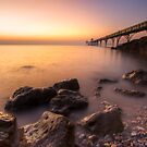 Clevedon Pier by igotmeacanon