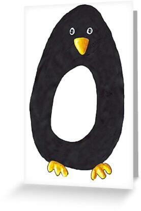 Ben Penguin by Cantus