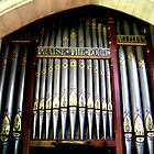 Old Pipe Organ by gothgirl