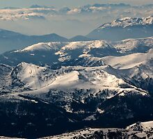 The Alps by Kofoed