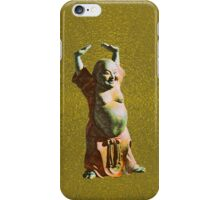 Gleeful BUDDHA ~ on the iPhone + + + iPhone Case/Skin