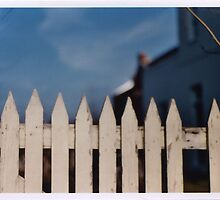 My White Picket Fence Dream by RachelLea