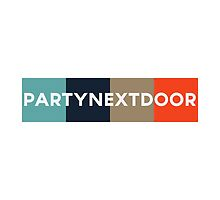 PARTYNEXTDOOR: PNDCOLOURS  by logeybearrr