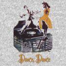 Dance Dance by MBTshirts