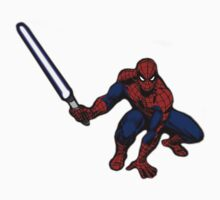 Spider-Man: Jedi Master Kids Clothes