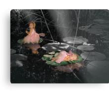 Enchanted Pond - version 2 Metal Print