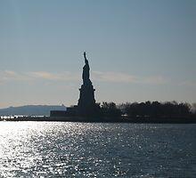 Statue of Liberty by Lingesh