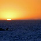 Burns Beach Sundown.. by Gordon Pressley