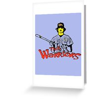 BASEBALL FURIES Greeting Card