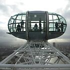 The London Eye by Ande Reid