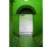 Green Room Photographic Print