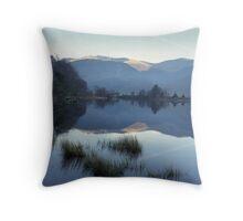 Ennerdale, Late Sun Throw Pillow
