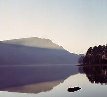 Late Sun, Ennerdale by John Kiely