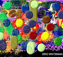 (MESS ) ERIC WHITEMAN  ART  by eric  whiteman