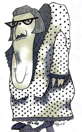A Wife for Claude by Hoffard